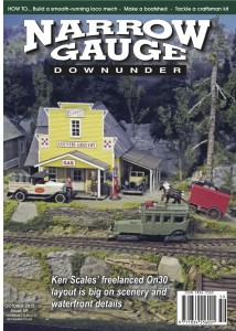 Narrow Gauge Downunder magazine Issue 59