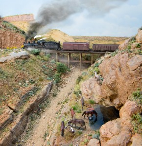 Scene on Chili Line layout